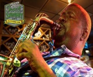 Benny Hill Jazz - Sweet n Savory Cafe - Wilmington, NC